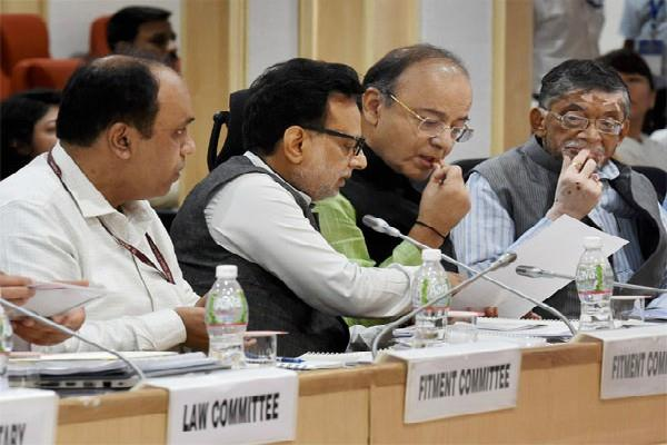 no cess on sugar decision in gst meeting