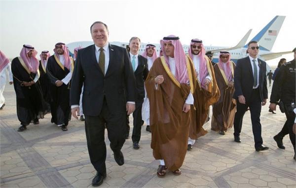 mike pompeo tells saudi to stop qatar blockade and help heal yemen