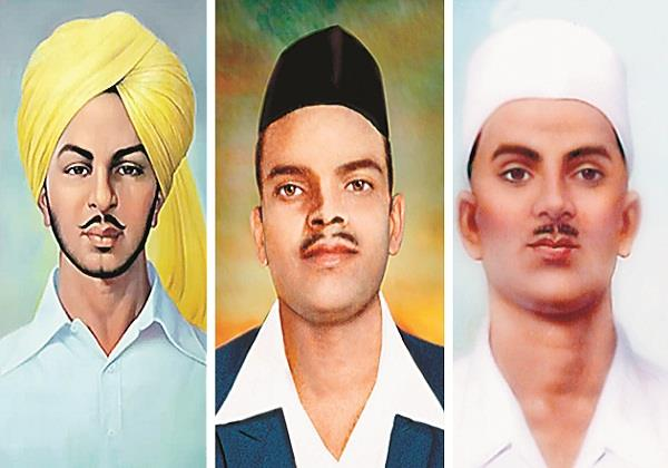 shaheed status can not be given to bhagat singh