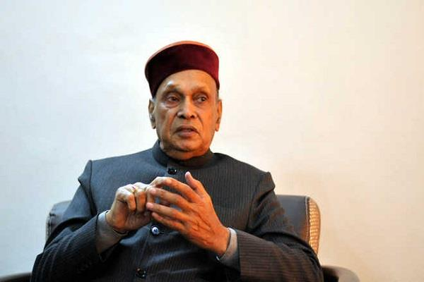 dhumal may have to leave government accommodation