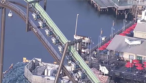 japan rollercoaster gets stuck riders left hanging up for 2 hours