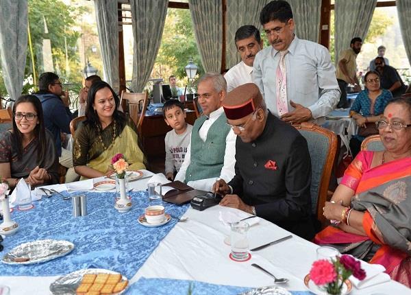 president of shimla