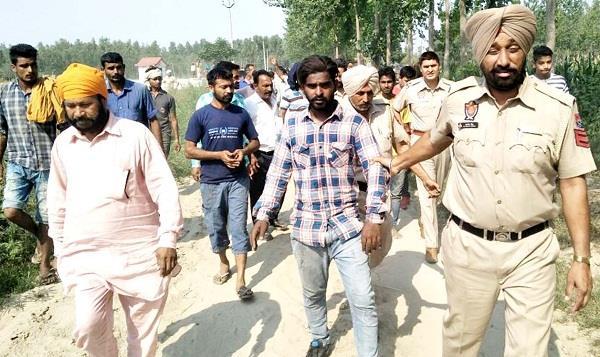 police arrest snatcher