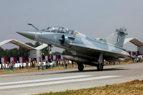 fighter plane to be deployed in andaman nicobar first time after world war ii
