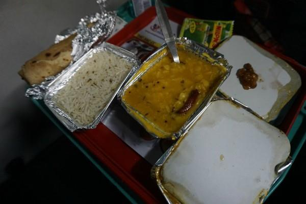 order food in the train will be expensive normal gst