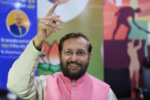 people of karnataka want bjp to become government javadekar