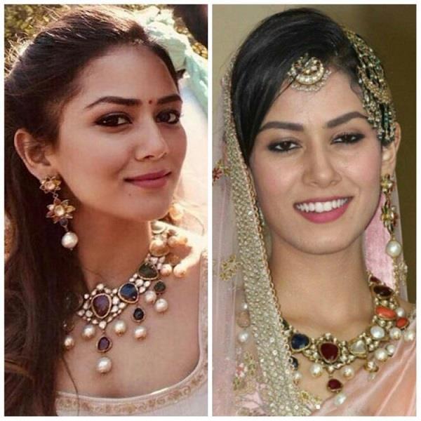 मीरा ने रिपीट की अपनी शादी में पहनी ज्वैलरी, ये दीवाज भी नहीं रही पीछे