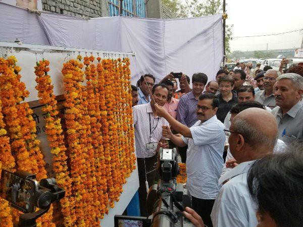 kejriwal warned to bjp workers