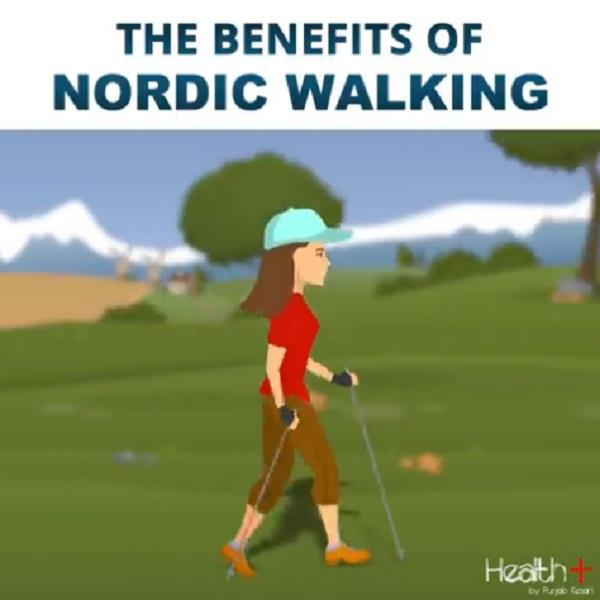 the benefits of nordic walking