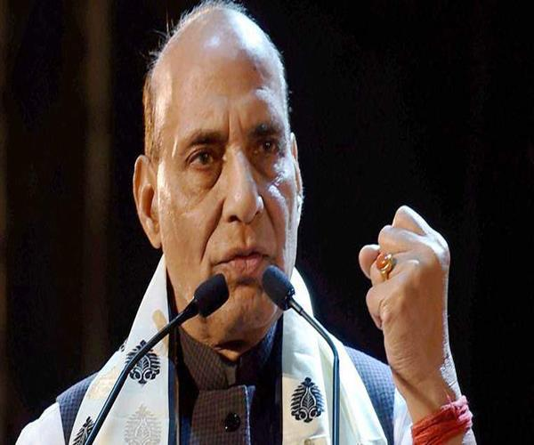 rajnath singh will visit his parliamentary constituency on may 9