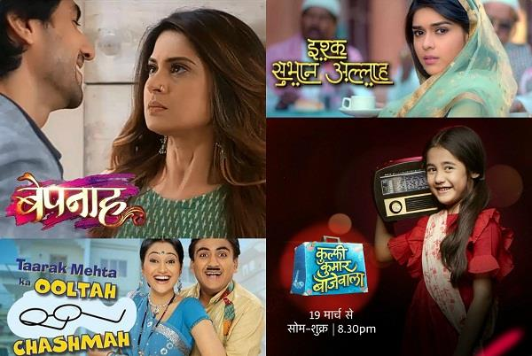 barc report the top 10 shows of this week