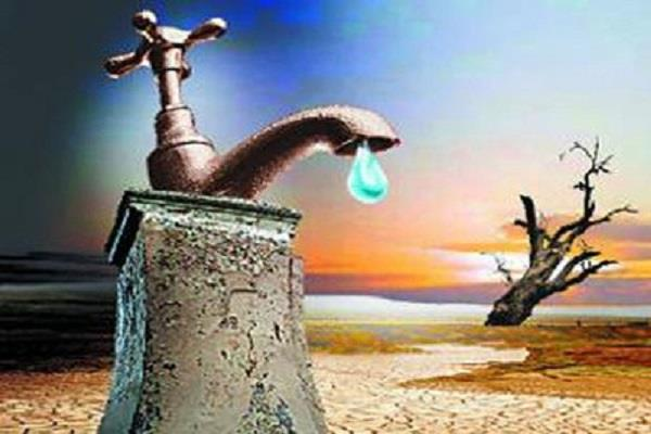 the problem of drinking water in the city