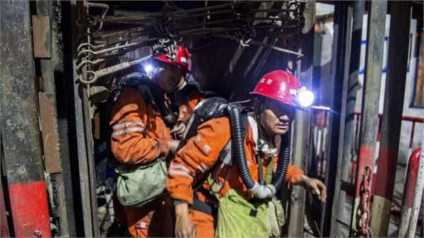 coal mine explosion in china 5 workers die