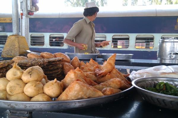 passengers will be able to choose their preferred food from the menu