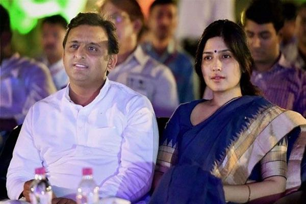 akhilesh yadav s wife dimple kanauj seat seat to contest elections