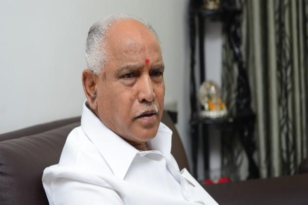 karnataka election yeddyurappa gives shocking statement after voting