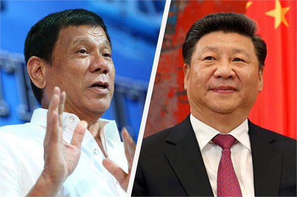 philippines threatens war with beijing over south china sea