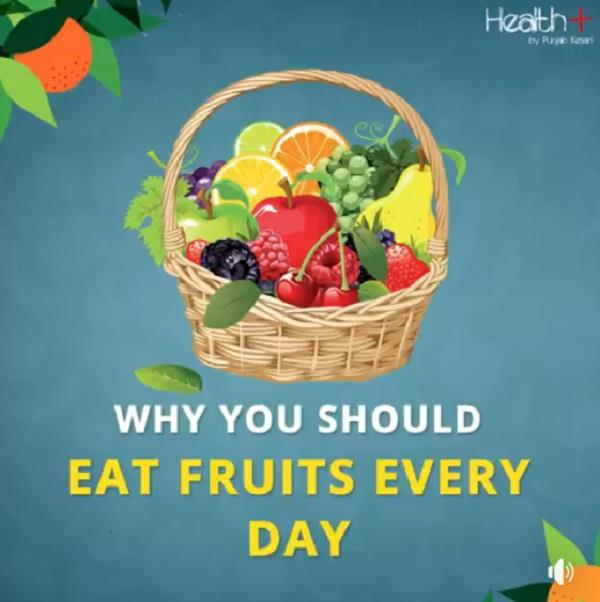 why you should eat fruits everyday