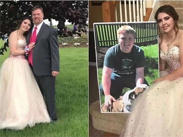 dad took late son s girlfriend to prom