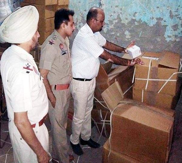 raid at transport company