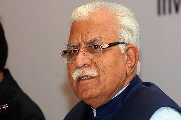 manohar lal khattar take u turn on his statement