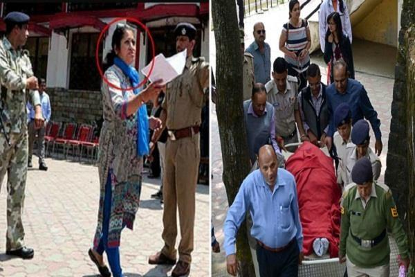 another big disclosure in kasauli shootout