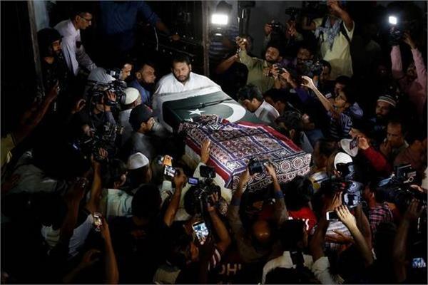 body of pakistani teenager killed in texas school shooting arrives in karachi