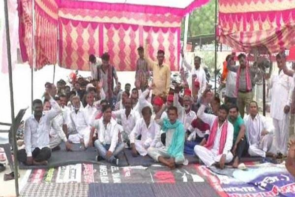 sirsa s clean workers strike continues today for the fourth day