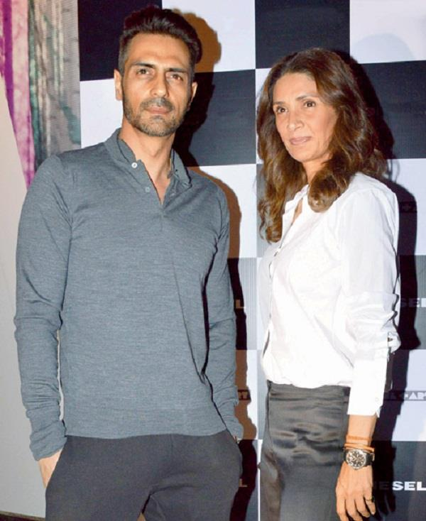 arjun rampal is getting divorce from his wife meher rampal