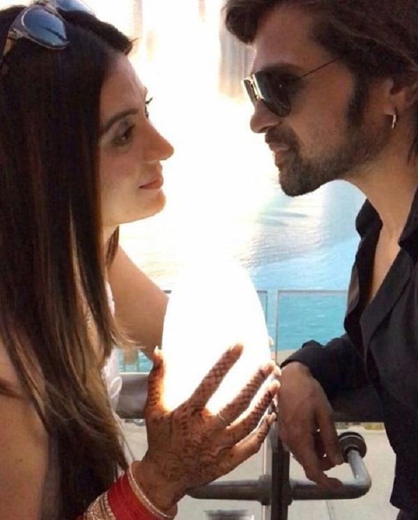 himesh reshammiya share honeymoon pictures with wife soniya kapoor