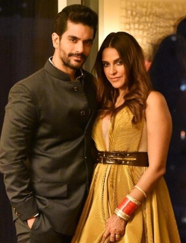 neha dhupia opens the honeymoon secret