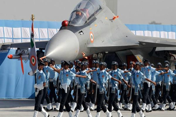 indian air force job salary candidate