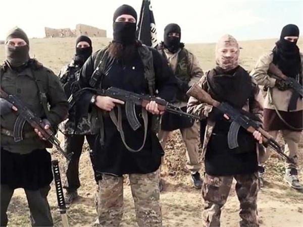 isis organization attacker statement video