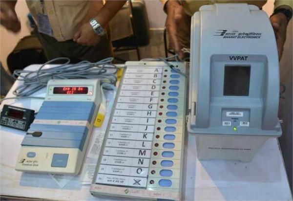karnataka elections congress raises questions on evm