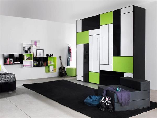 लेटेस्ट डिजाइन की अलमारी से बेडरूम को दें स्मार्ट लुक