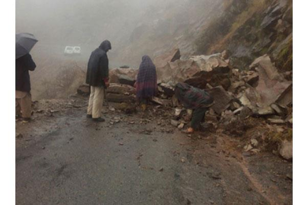 girl burried alive under landslide