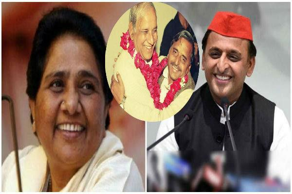 sp bsp will fight together in 2019 lok sabha elections mayawati