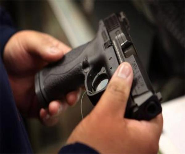 pistol found in medical college