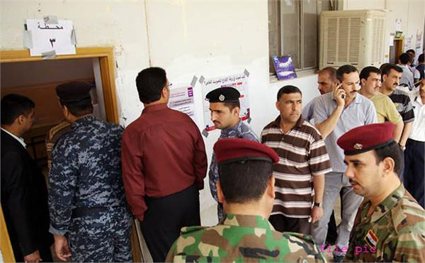 elections for the first time in iraq after claiming to defeat islamic state