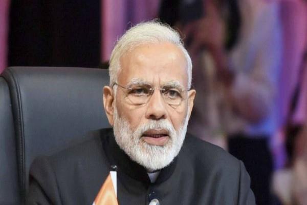 pm modi claim was wrong nehru had met bhagat singh in jail