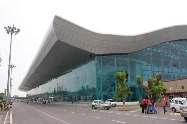 amritsar airport becomes number one in passenger traffic growth