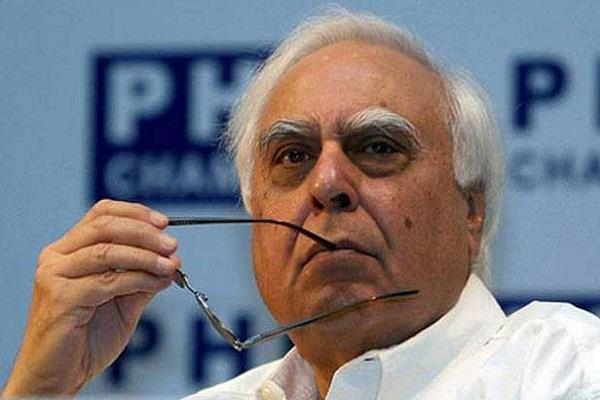 karnataka election congress ec bjp b sriramulu kapil sibal