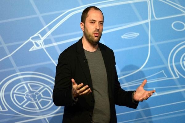 whatsapp co founder leaving facebook