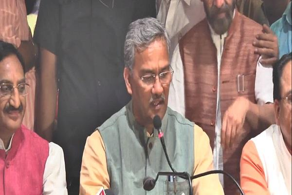cm speaks on bjp victory in karnataka elections