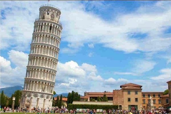 italy pisa earthquake scientific
