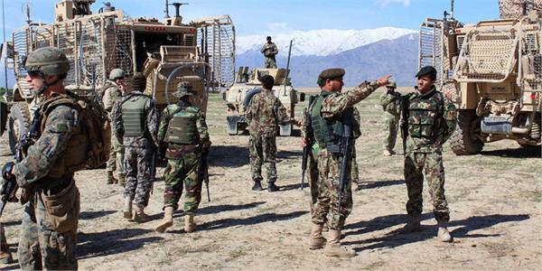 taliban attack in east afghanistan 14 police officers die