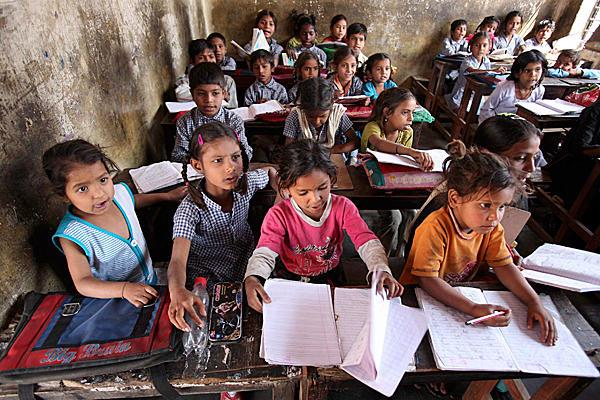 over 100 students out due to poor education