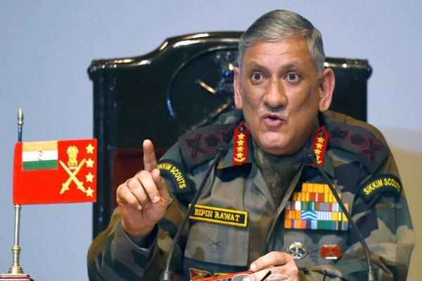 if major gogoi has made a mistake then he will get a punish rawat