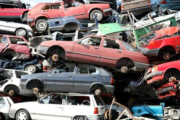 want to sell car in scrap then give the gst