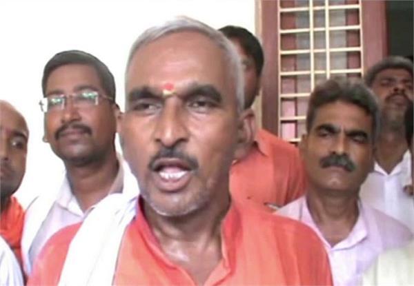 bjp legislator said political crusade will be in lok sabha elections of 2019